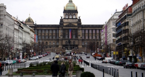Wenceslas Square TOP apt up to 8ppl - Vacation Rental in Prague