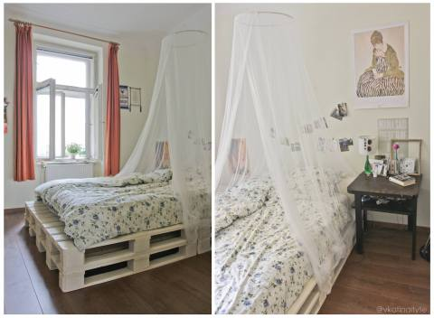 Cute 2 bedroom close to the center - Vacation Rental in Prague