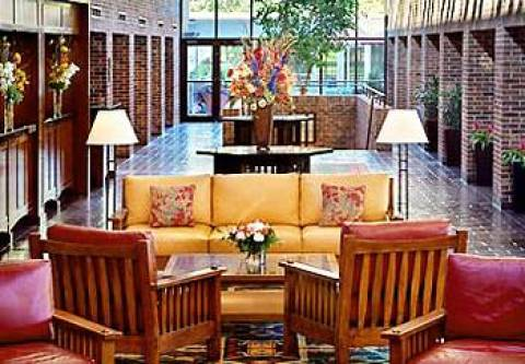 Princeton Marriott Hotel and Conference Center at