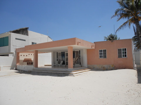Caglez beach house - Vacation Rental in Progreso