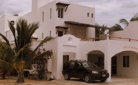 Yucatan Vacation Rental CastilloNicte-Ha Villa   S - Vacation Rental in Chicxulub Puerto