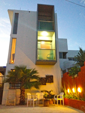New 2 BR close the the beach center location PUERT - Vacation Rental in Puerto Morelos