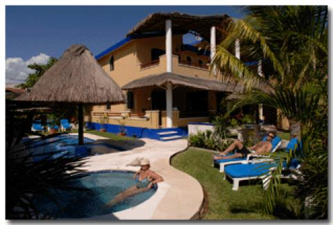Abbey del Sol One - Vacation Rental in Puerto Morelos
