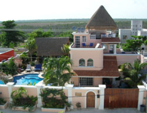 Fully Loaded for Families! Great for 2 Couples! - Vacation Rental in Puerto Morelos