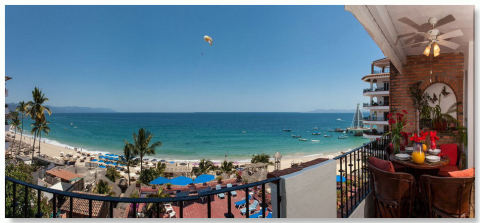 El Dorado 404 - Vacation Rental in Puerto Vallarta