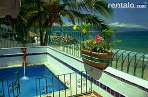 Casa Nict� Home Rental Puerto Vallarta Mexico - Vacation Rental in Puerto Vallarta