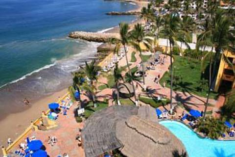 Puerto Vallarta Hotel Plaza Pelicanos