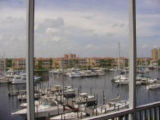Punta Gorda Florida Harbor Towers II with Great Vi - Vacation Rental in Punta Gorda