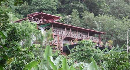 Lookout Inn - Bed and Breakfast in Puntarenas