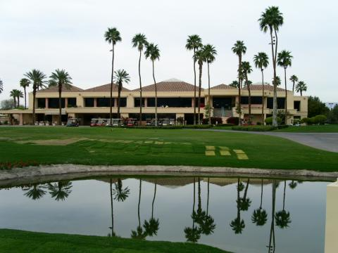Mission Hills Country Club Golf Condo - Vacation Rental in Rancho Mirage