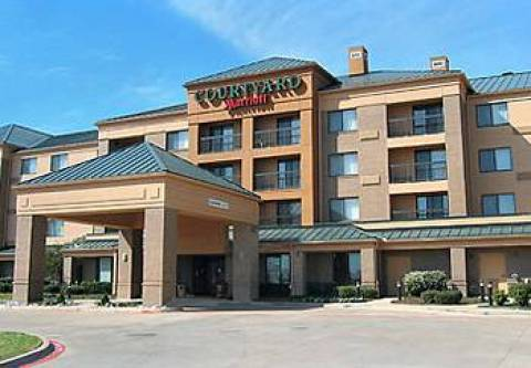 Courtyard by Marriott Richardson Campbell