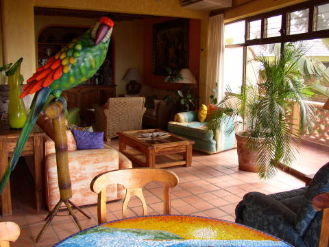 Rincon De Guayabitos Bed and Breakfast - Bed and Breakfast in Rincon De Guayabitos