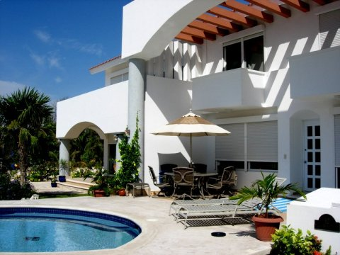 Casa De Suenos Playa Paraiso Vacation Home Rental - Vacation Rental in Riviera Maya