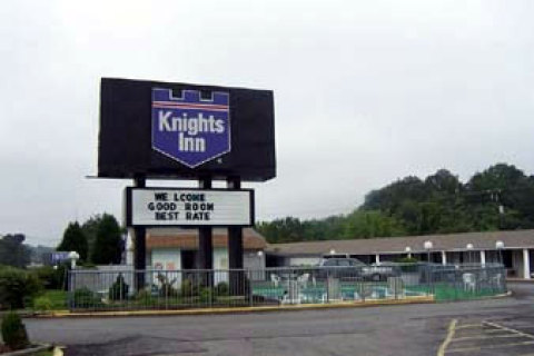 Roanoke Northwest Knights Inn