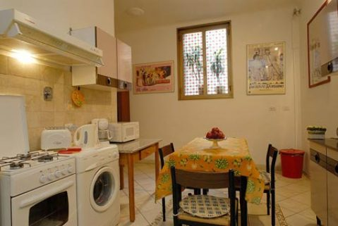 Kitchen - Rome Vacation Apartments