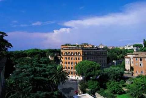 Rome Hotel Hotel Eden