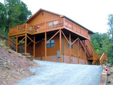 Alpine Vista - Vacation Rental in Ruidoso