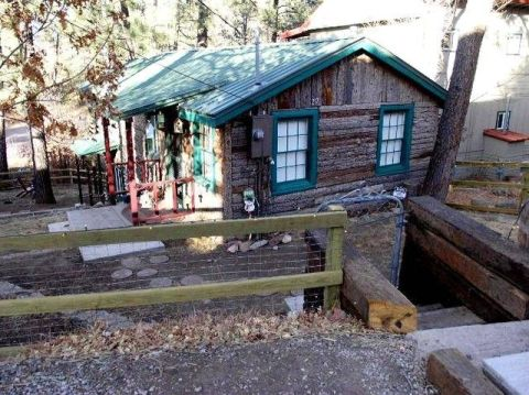 Log Cabin Ruidoso - Vacation Rental in Ruidoso