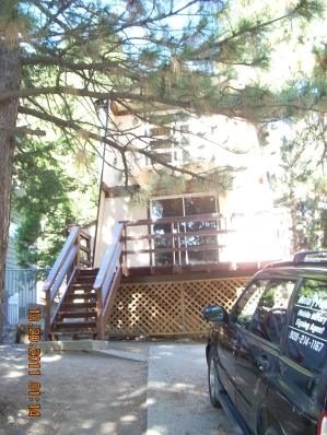 Cozy Cabin 2 bd/1 bth in quaint Running Springs - Vacation Rental in Running Springs