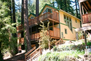 Balalaika Guest Homes Main Office / Fire Mountain  - Vacation Rental in Russian River