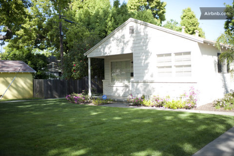 Gorgeous Historical Land Park Home - Vacation Rental in Sacramento