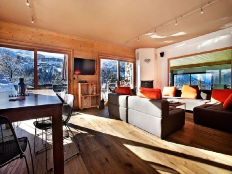 Deluxe 5BD Courchevel - Vacation Rental in Saint David