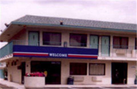 Motel 6 San Antonio - Fort Sam Houston - Hotel in San Antonio