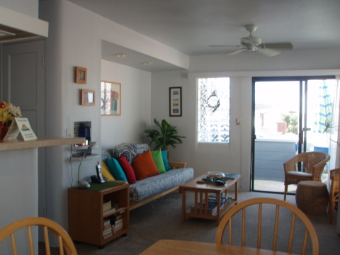 The Sun Catchers 'So Mission Beach' View San Diego - Vacation Rental in San Diego