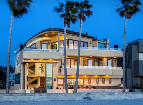 Live the life of luxury right on the beach - Vacation Rental in San Diego