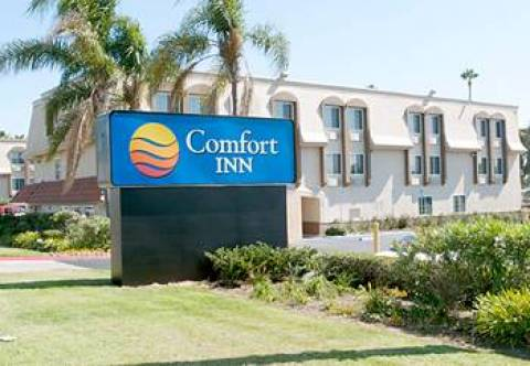 Comfort Inn Mission Bay Sea World Area