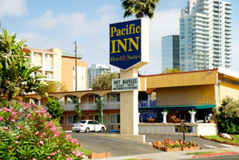 Pacific Inn Hotel And Suites