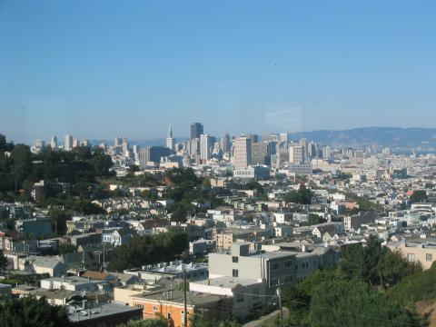 Luxury Upper Market Penthouse -Spectacular View - Vacation Rental in San Francisco