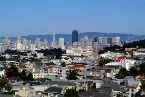 3 Level House with Views of City and GGBridge! - Vacation Rental in San Francisco