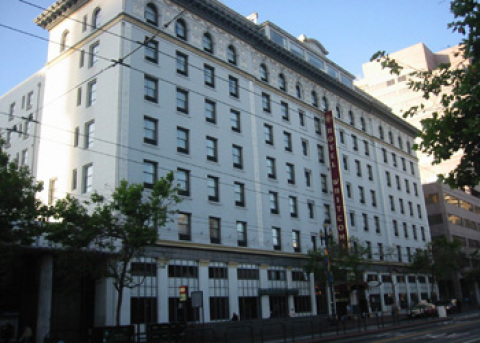 The Whitcomb, a Historic Hotel of America