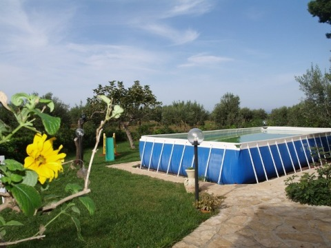 Holiday House Baglio Poma - private pool - sleeps  - Vacation Rental in San Vito Lo Capo
