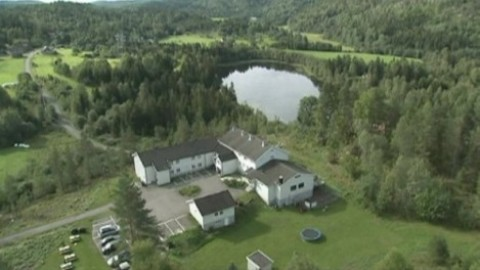 Aerial View - Sandefjord Lodges, Norway