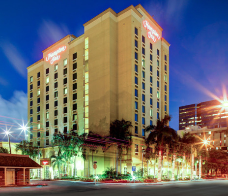 Hampton Inn Fort Lauderdale Hotel Downtown - City  - Hotel in Sanford