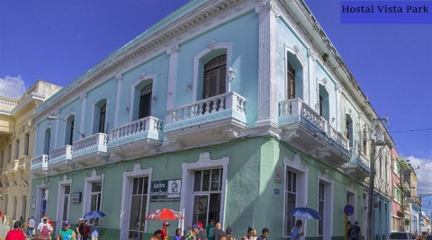 Hostal Vista Park, Santa Clara, Cuba, Bed and Brea - Bed and Breakfast in Santa Clara