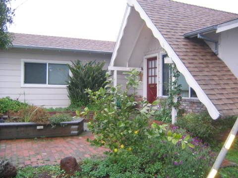 Almar House - Vacation Rental in Santa Cruz