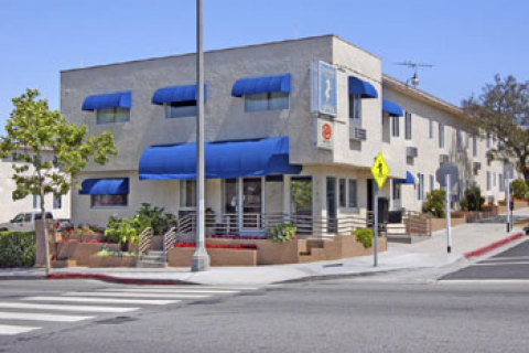 Santa Monica Travelodge Pico Blvd