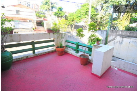 House with professional studio - Vacation Rental in Sao Paulo