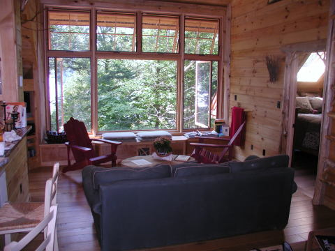 Excellent Saranac Lake Lakefront Cabin Saranac Lake Watefront Home Interior And Landscaping Mentranervesignezvosmurscom