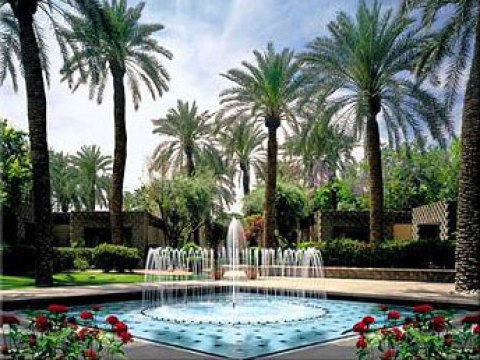 Doubletree Paradise Valley Resort-Scottsdale