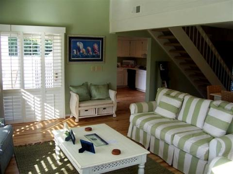 Beach Front ! 3 BR / 3.5 BA  Beach Club Villa - Vacation Rental in Seabrook Island