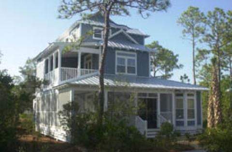 Seas The Day - Vacation Rental in Seagrove Beach