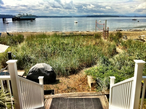 Beach Front Property In Seattle  - Vacation Rental in Seattle