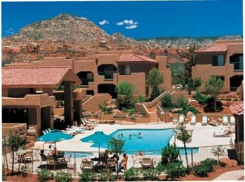 Diamond Resorts in Sedona, AZ. - Vacation Rental in Sedona