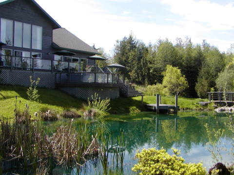 Lost Mountain Lodge - Bed and Breakfast in Sequim