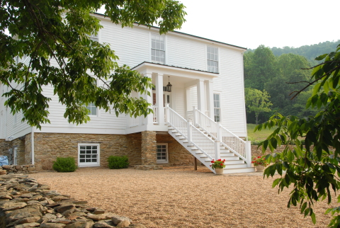 Shenandoah Vacation Rental - Vacation Rental in Shenandoah