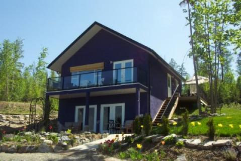 Chaganjuu Spa Retreat - Vacation Rental in Shuswap